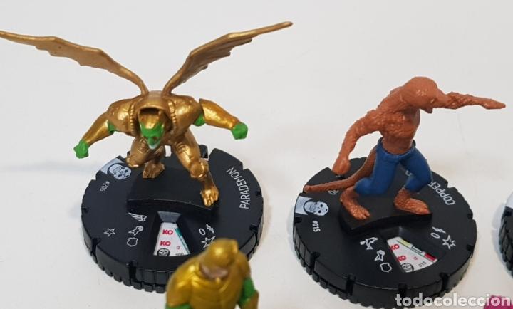 Juegos Antiguos: LOTE 8 HEROCLIX LA LIGA DE LA JUSTICIA - Foto 5 - 236296120