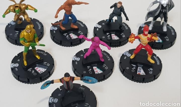 Juegos Antiguos: LOTE 8 HEROCLIX LA LIGA DE LA JUSTICIA - Foto 7 - 236296120