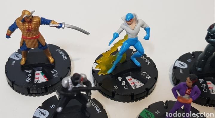 Juegos Antiguos: HEROCLIX - WIZKIDS - LOTE 8 - FLASH - DC COMICS 2014 - Foto 2 - 236373605