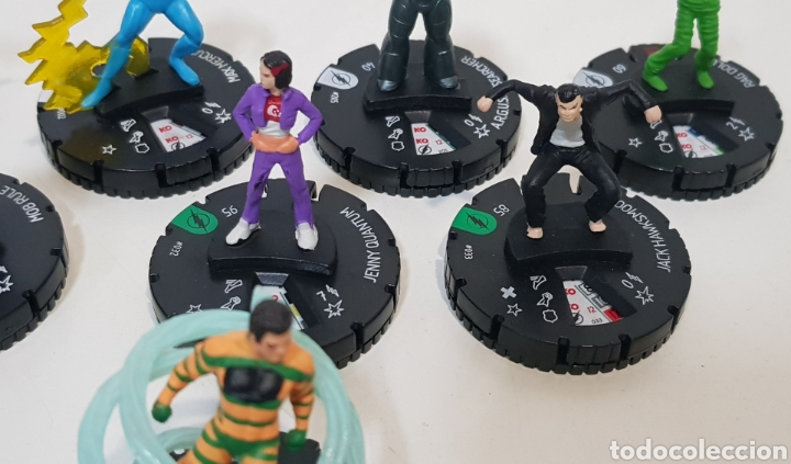 Juegos Antiguos: HEROCLIX - WIZKIDS - LOTE 8 - FLASH - DC COMICS 2014 - Foto 4 - 236373605
