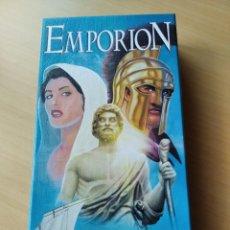 Juegos Antiguos: EMPORION. UN JUEGO DE EXPLORACIÓN Y CONQUISTA GRIEGA (SIN ESTRENAR). Lote 236907075