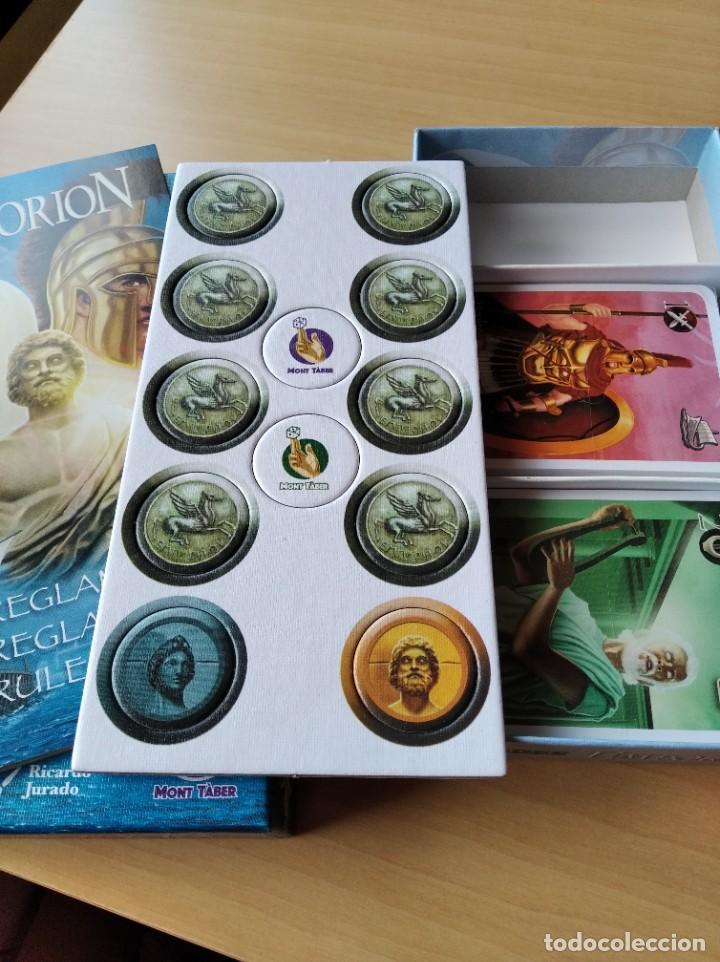 Juegos Antiguos: Emporion. Un juego de exploración y conquista griega (sin estrenar) - Foto 2 - 236907075