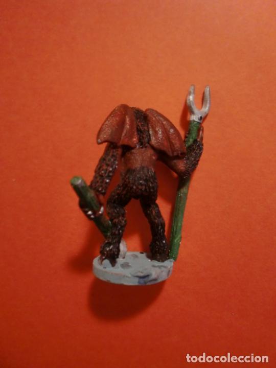 Juegos Antiguos: DEMONIO? GRENADIER PLOMO SELLADO EN BASE 1992 35 x 18 CM. - Foto 2 - 238100830