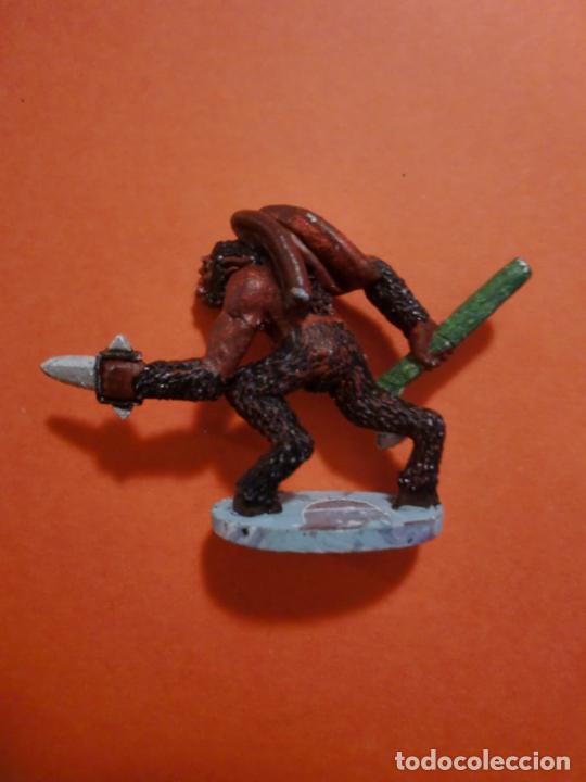 Juegos Antiguos: DEMONIO? GRENADIER PLOMO SELLADO EN BASE 1992 35 x 18 CM. - Foto 2 - 238101195