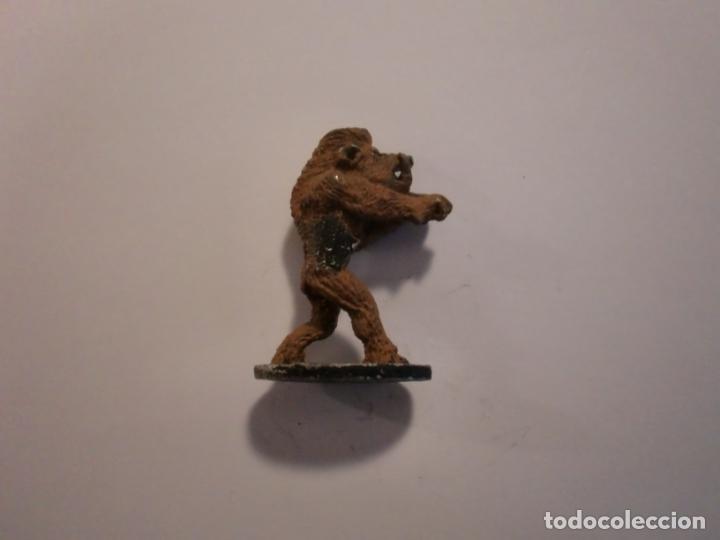 Juegos Antiguos: HOMBRE JABALI GRENADIER PLOMO SELLADO EN BASE 198... 3 x 2 CM. - Foto 2 - 238107360