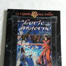 Juegos Antiguos: LA CORTE DE INVIERNO KYUDEN KAKITA SUPLEMENTO DE ROL PARA LA LEYENDA DE LOS CINCO ANILLOS, FACTORIA,. Lote 238857060