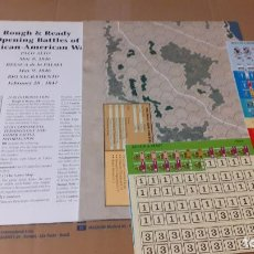 Juegos Antiguos: WARGAME ROUGH AND READY. STRATEGY AND TACTICS. Lote 240224295