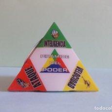 Juegos Antiguos: BOLLYCAO BOLLYCAOS PIRAMIDE DE PODER. Lote 240229235