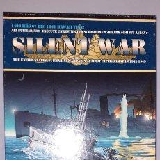 Juegos Antiguos: WARGAME SILENT WAR DE COMPASS GAMES. Lote 240655565