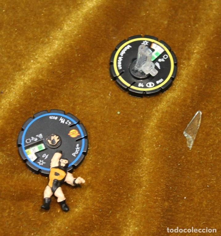 Juegos Antiguos: Figuras Marvel y DC, plástico - Foto 4 - 241084745