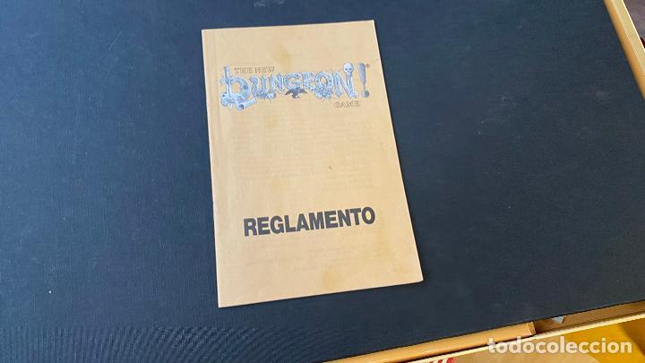 Juegos Antiguos: JUEGO DE MESA DUNGEON - Foto 3 - 242098930