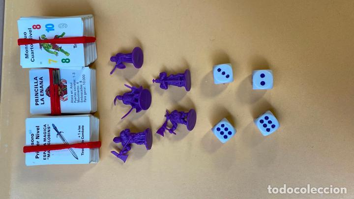 Juegos Antiguos: JUEGO DE MESA DUNGEON - Foto 4 - 242098930