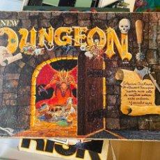 Juegos Antiguos: JUEGO DE MESA DUNGEON. Lote 242098930
