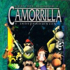 Juegos Antiguos: CAMORRILLA: GUIA DEL JUGADOR. Lote 242130900