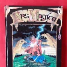 Juegos Antiguos: ARS MAGICA ARTE DE LA MAGIA KERYKION 1993 3º ED+PANTALLAS PARA EL NARRADOR+23 FICHAS+CARPETA+WINTERS. Lote 242145985