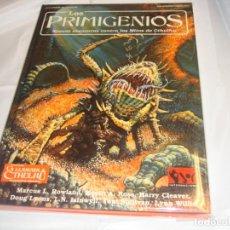 Juegos Antiguos: LA LLAMADA DE CTHULHU LOS PRIMIGENIOS MUY BUEN ESTADO. Lote 243459560