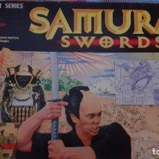 Juegos Antiguos: SAMURAI SWORDS. MB. Lote 243844165