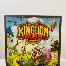 Juegos Antiguos: KINGDOM RUSH RIFT IN TIME. Lote 244531515