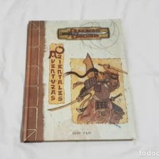 Juegos Antiguos: AVENTURAS ORIENTALES. D&D (DUNGEONS AND DRAGONS). Lote 244611975