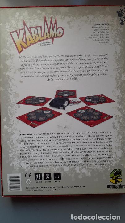 Juegos Antiguos: kablamo. gigantoskop - Foto 2 - 244824775
