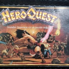 Juegos Antiguos: HEROQUEST DE MB HEROQUEST INCOMPLETO. Lote 244854360