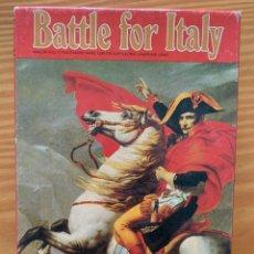 Juegos Antiguos: JUEGO BATTLE FOR ITALY DE AVALON HILL GAMES CON MANUAL EN CASTELLANO 1983 WARGAME ESTRATEGIA. Lote 244868035