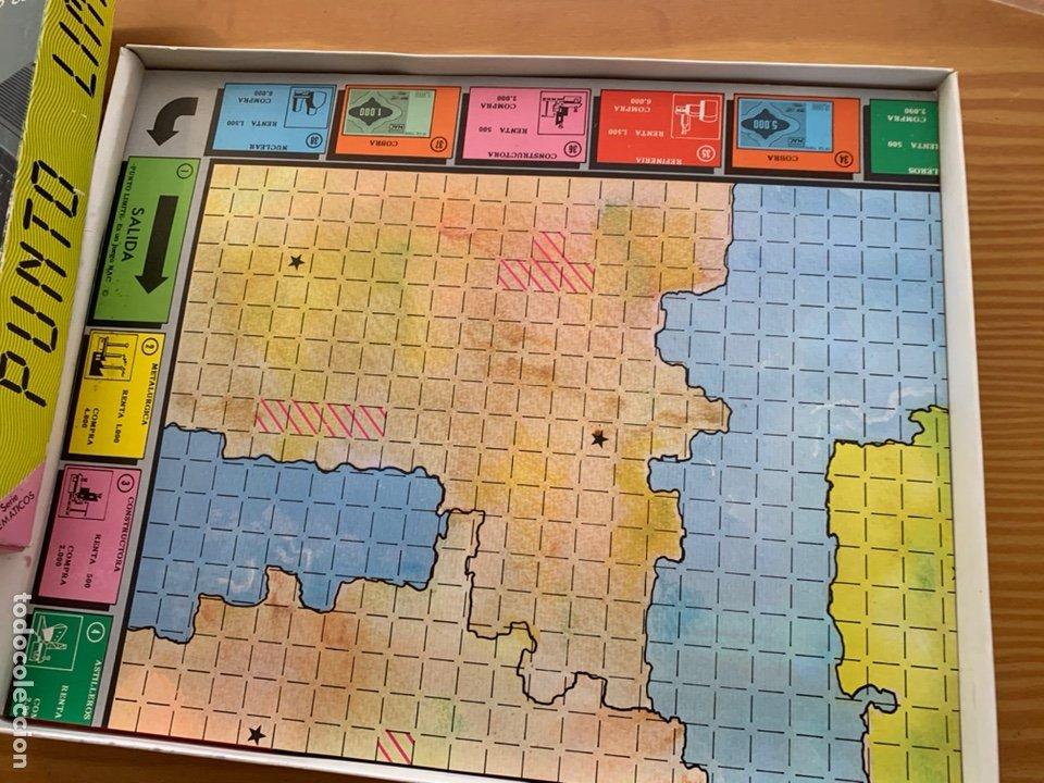 Juegos Antiguos: Juego PUNTO LIMITE de NAC & COOPER made in Spain 1983 wargame estrategia Incompleto - Foto 2 - 244870445