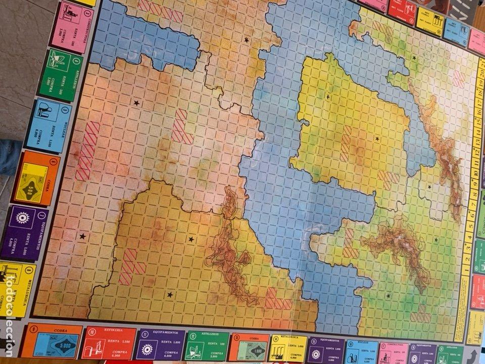 Juegos Antiguos: Juego PUNTO LIMITE de NAC & COOPER made in Spain 1983 wargame estrategia Incompleto - Foto 3 - 244870445
