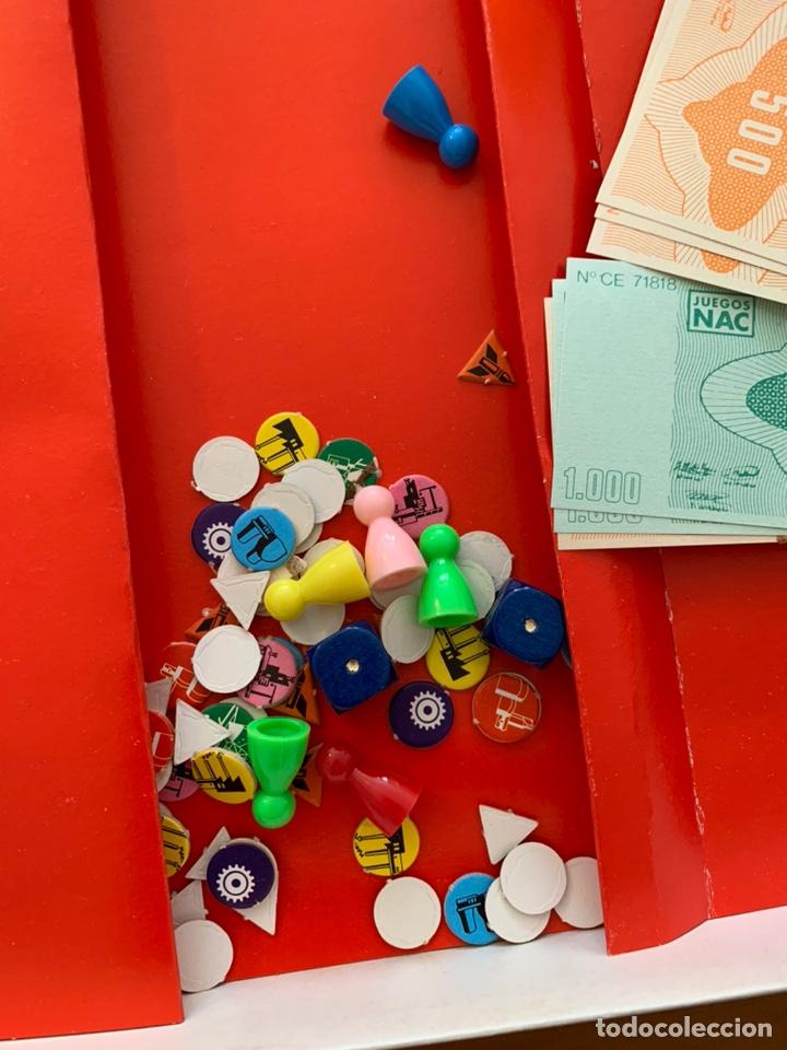 Juegos Antiguos: Juego PUNTO LIMITE de NAC & COOPER made in Spain 1983 wargame estrategia Incompleto - Foto 4 - 244870445