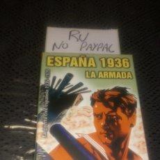 Juegos Antiguos: EXPANSIÓN DEVIR ESPAÑA 1936 LA GUERRA EN EL MAR PRECINTADO. Lote 244935620