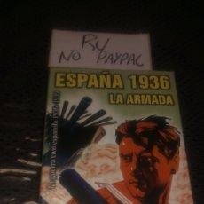 Juegos Antiguos: EXPANSIÓN DEVIR ESPAÑA 1936 LA ARMADA LA GUERRA EN EL MAR PRECINTADO. Lote 244935725