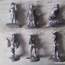 Juegos Antiguos: MINIATURAS DE METAL PARA LLAMADA DE CTHULHU - ARKHAM HORROR - ROL - JUEGO DE MESA. Lote 245301230