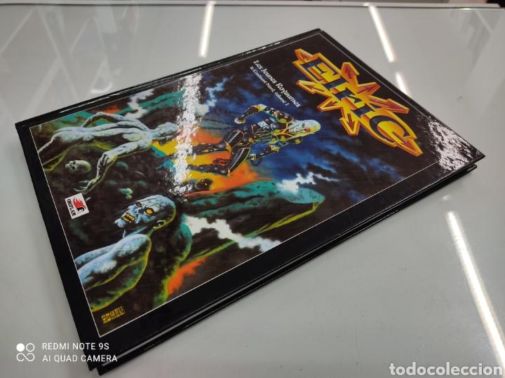 Juegos Antiguos: JUEGO ROL ELRIC LES JEUNES ROYAUMES LE CONTINENT NORD VOL. 1 ORIFLAM 1996 PERFECTO ESTADO - Foto 3 - 245620300