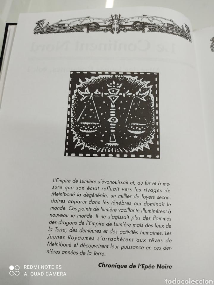 Juegos Antiguos: JUEGO ROL ELRIC LES JEUNES ROYAUMES LE CONTINENT NORD VOL. 1 ORIFLAM 1996 PERFECTO ESTADO - Foto 5 - 245620300