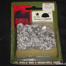 Juegos Antiguos: FLAMES OF WAR MORTAR COMPANY. Lote 245767155