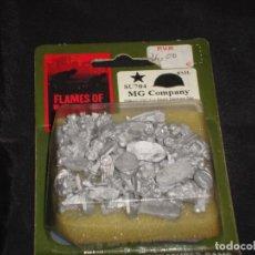 Juegos Antiguos: FLAMES OF WAR MG COMPANY. Lote 245767785