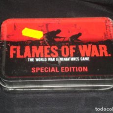 Juegos Antiguos: FLAMES OF WAR SPECIAL EDITION. Lote 245768060