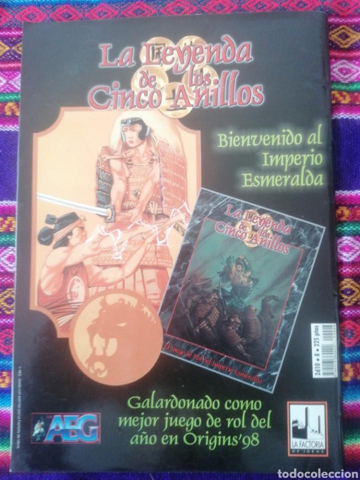 Juegos Antiguos: Dosdediez. N8. Febrero 1999. - Foto 2 - 246086960