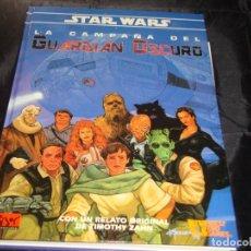 Juegos Antiguos: STAR WARS LA CAMPAÑA DEL GUARDIAN OSCURO. Lote 246724115