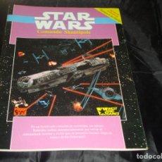 Juegos Antiguos: STAR WARS COMANDO SHANTIPOLE CON MAPA. Lote 246724630