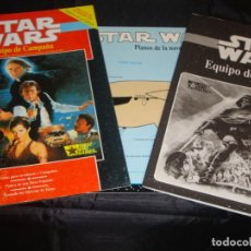 Juegos Antiguos: STAR WARS EQUIPO DE CAMPAÑA. Lote 246725975