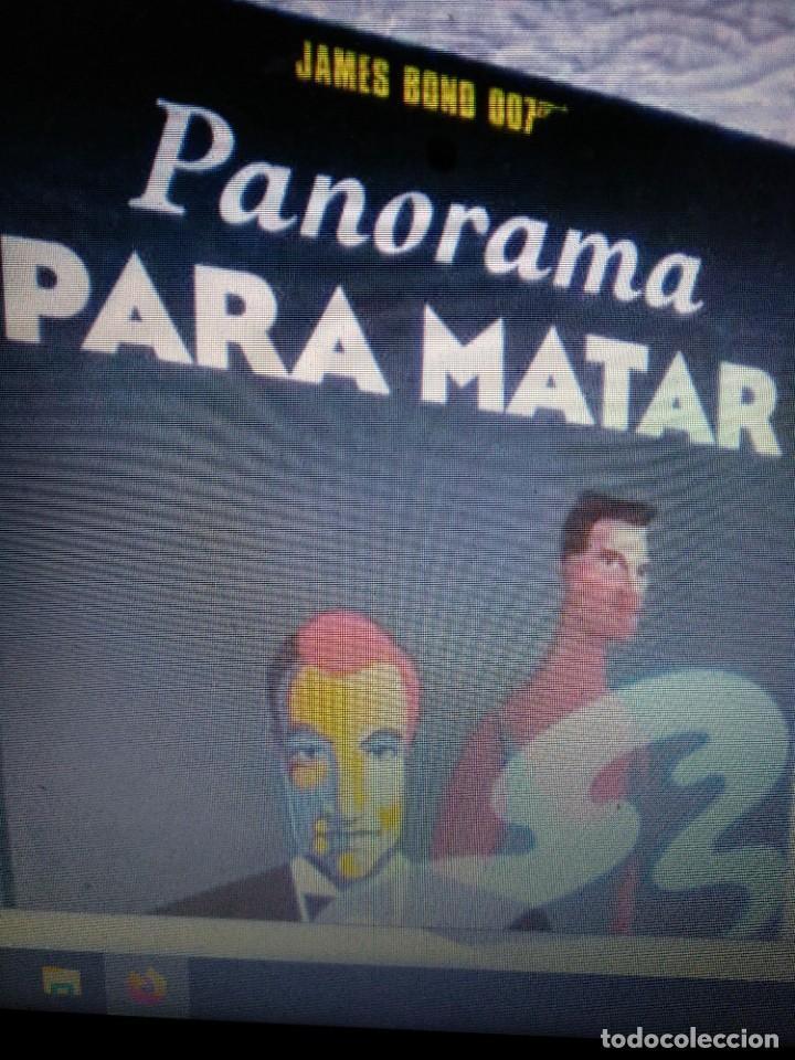 PANORAMA PARA MATAR JAMES BOND 007 JUEGO ROL (Juguetes - Rol y Estrategia - Juegos de Rol)