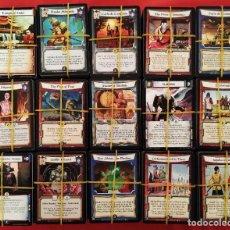 Juegos Antiguos: LEGEND OF THE FIVE RINGS. LOTE DE 1500 CARTAS. 3 KILOS.. Lote 247569765