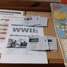 Juegos Antiguos: WARGAME BARBAROSSA TO BERLIN, DE GMT. Lote 248556750