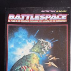 Juegos Antiguos: BATTLESPACE EL JUEGO DE COMBATE ESPACIAL DEL UNIVERSO DE BATTLETECH. Lote 250161715
