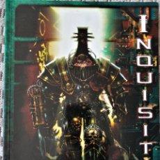 Juegos Antiguos: INQUISITOR - THE BATLE FOR THE EMPEROR'S SOUL. DESCATALOGADO, 2001.. Lote 251083680