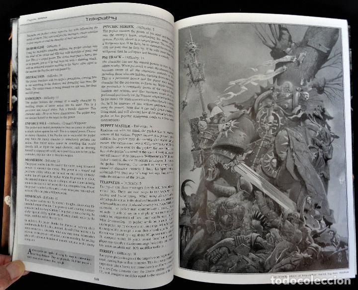 Juegos Antiguos: INQUISITOR - THE BATLE FOR THE EMPERORS SOUL. Descatalogado, 2001. - Foto 6 - 251083680