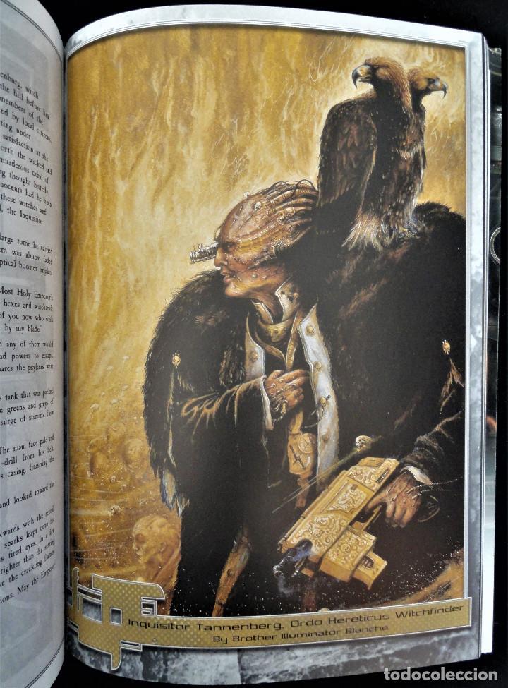 Juegos Antiguos: INQUISITOR - THE BATLE FOR THE EMPERORS SOUL. Descatalogado, 2001. - Foto 7 - 251083680
