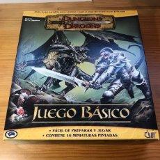 Juegos Antiguos: DUNGEONS & AND DRAGONS JUEGO BÁSICO ROL D&D 3.5 DEVIR. Lote 252613425