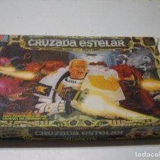 Jogos Antigos: CRUZADA ESTELAR JUEGO MB 4659 05, 1.990. TAL CUAL LAS FOTOS, CAJA ESQUINA ROTA Y PINTADAS EN TAPA. Lote 253323085
